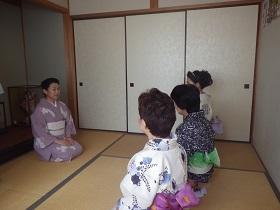 教室の様子写真1